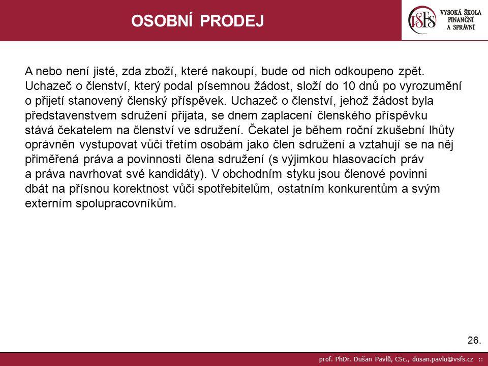 26.prof. PhDr.