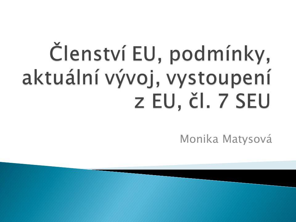  1) omezení závazků EU pro určité státy Listina základních práv EU: Protokol č.
