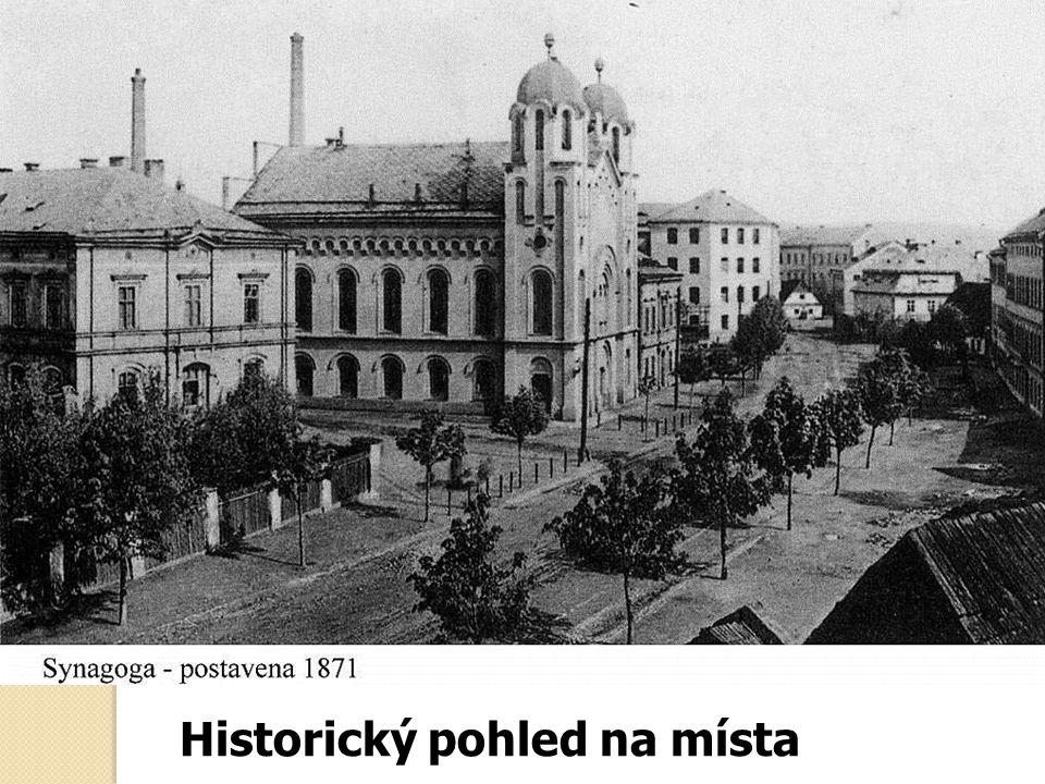 Historický pohled na místa