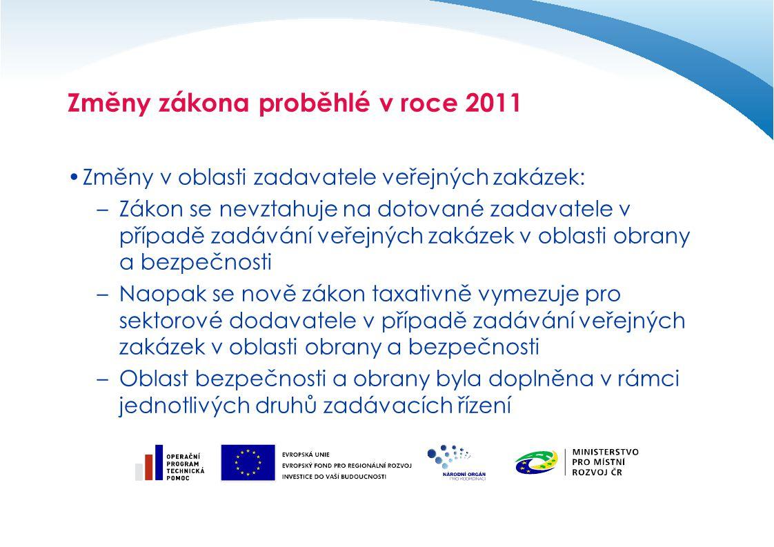 Vzhledem k tomu, že Senát PČR schválil novelu zákona o veřejných zakázkách dne 14.12.2012 v pozměněném znění, tato novela se vrací k projednání znovu do Poslanecké sněmovny PČR Poslanecká sněmovna PČR znění novely ve smyslu pozměňovacích návrhů Senátu PČR nyní projedná Novela zákona o veřejných zakázkách 2012