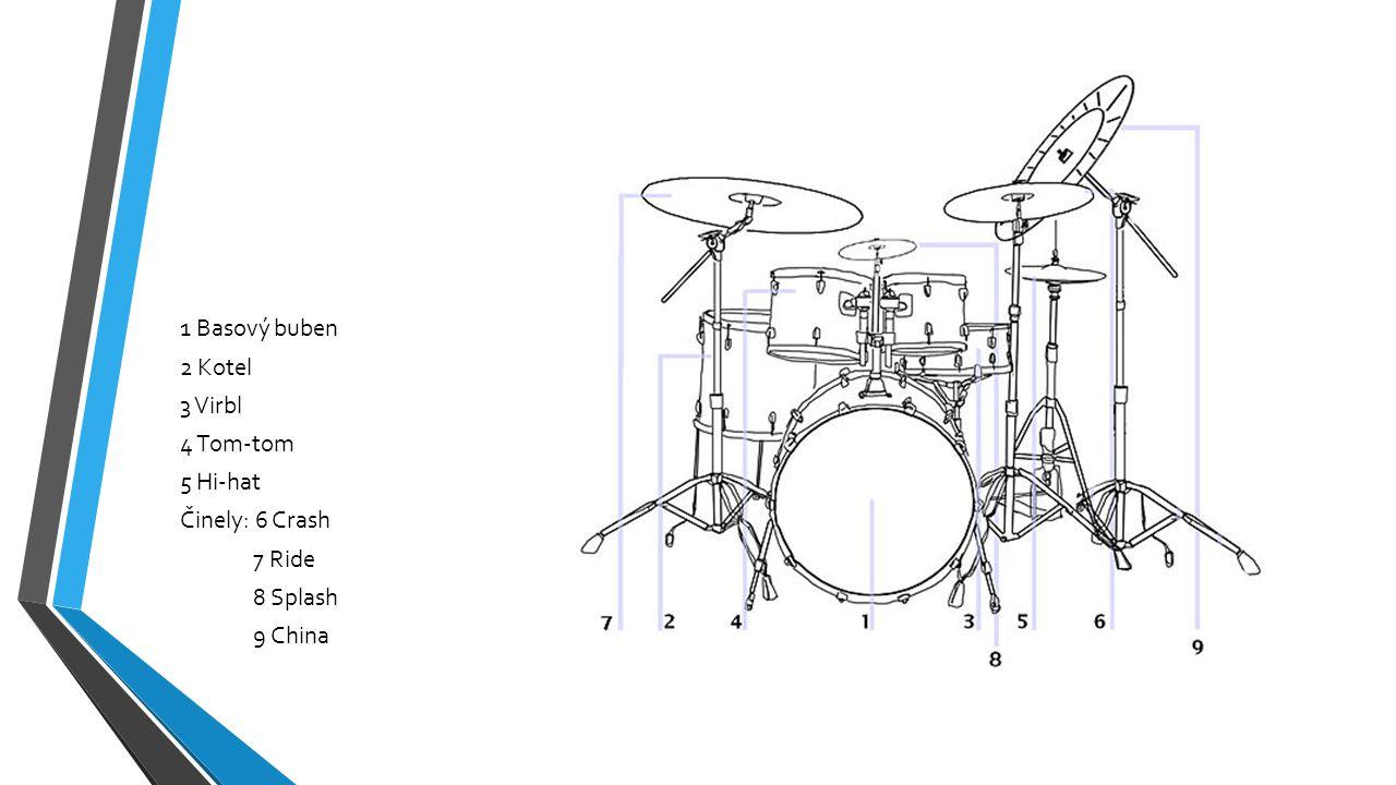 Netypické bicí hudební nástroje elektronické bicí nástroje, bicí automaty (Yamaha, Roland) využívat se začaly ve druhé polovině 20.