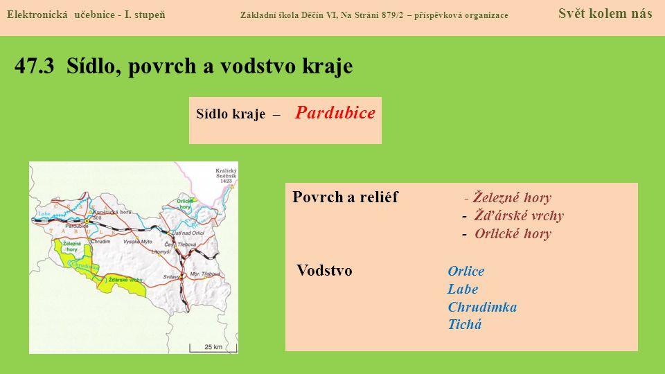 47.4 Významná města a pamětihodnosti Elektronická učebnice - I.