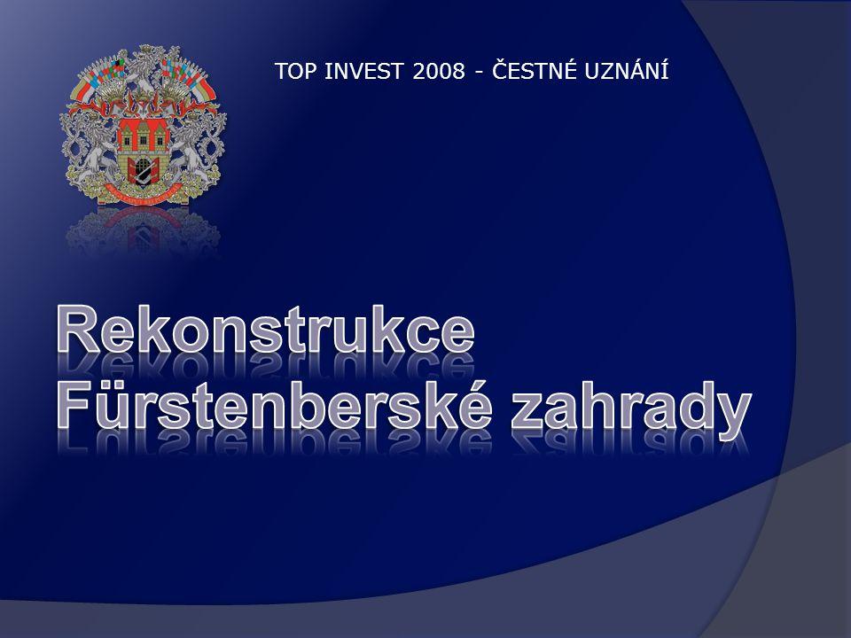 TOP INVEST 2008 - ČESTNÉ UZNÁNÍ