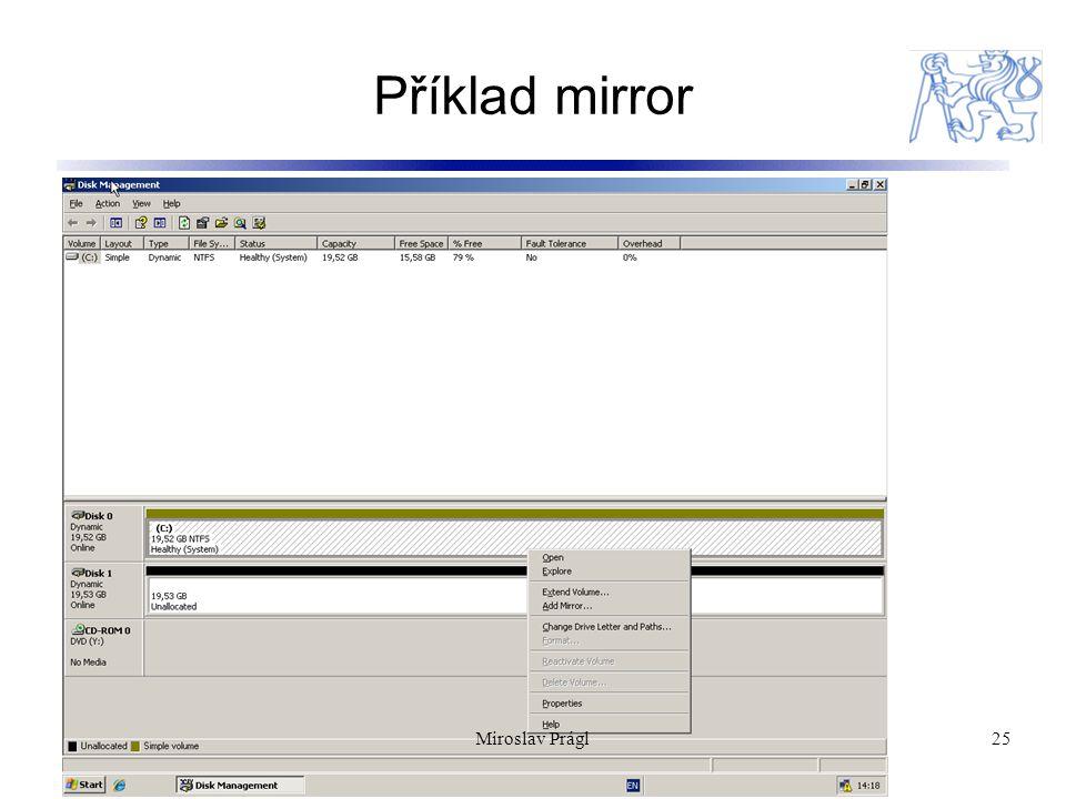 25 Příklad mirror Miroslav Prágl
