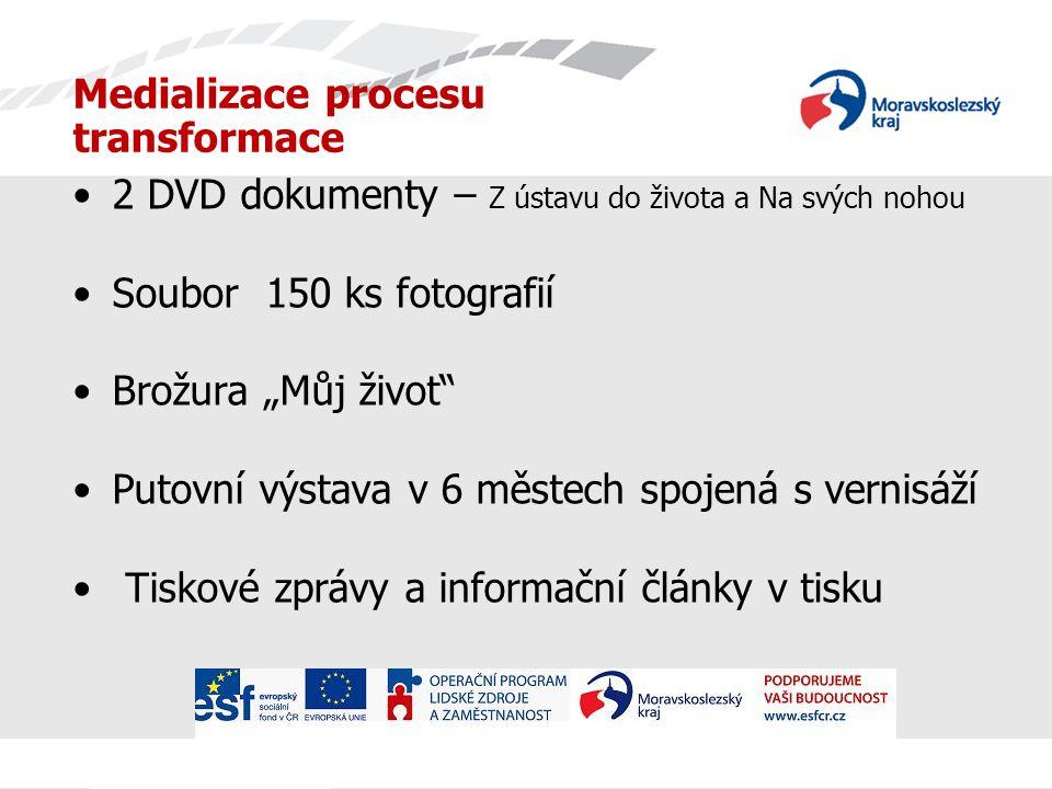 Zajištění vzdělávání souvisejícího s procesem transformace 3 vzdělávací kurzy akreditované MPSV: Kurz č.
