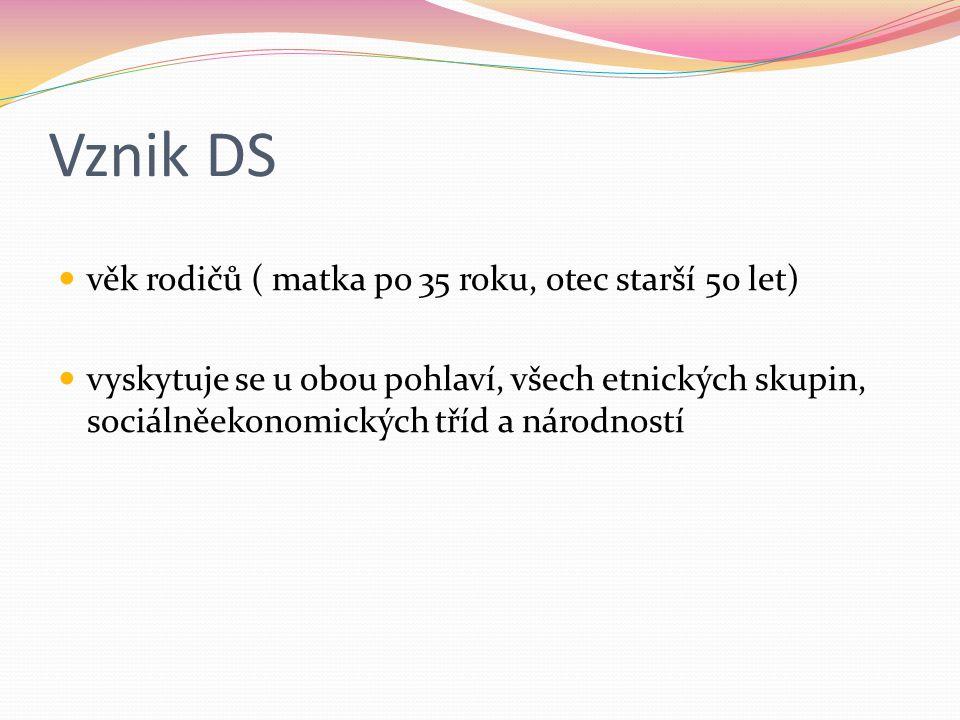 Kolik se rodí dětí s DS v České republice 70 celosvětově přibližně 100 000 dětí