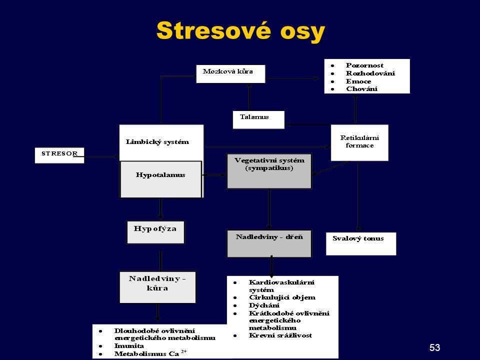 Stresové osy 53