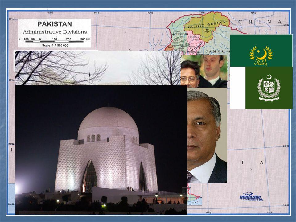 Politika Hlavní město Islámábád ( 529 000 obyvatel ) Islámábád ( 529 000 obyvatel ) Další města Karačí ( 9 339 000 obyvatel ) Karačí ( 9 339 000 obyva