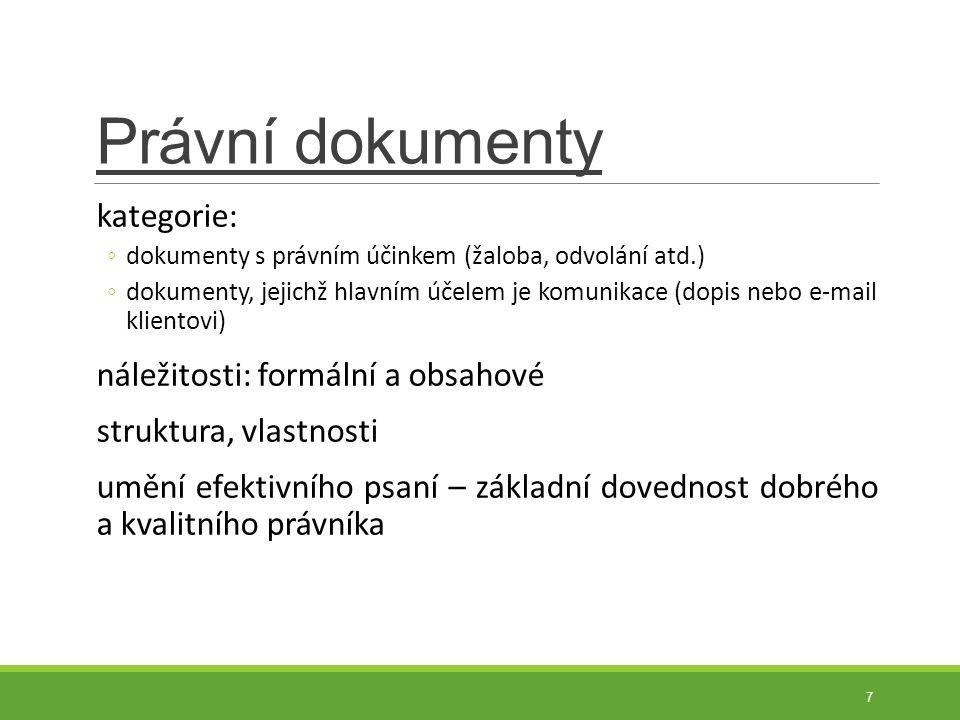 Vlastnosti textu pro splnění úkolu 1) Citace jsou vytvářeny podle následujících vzorů: a.