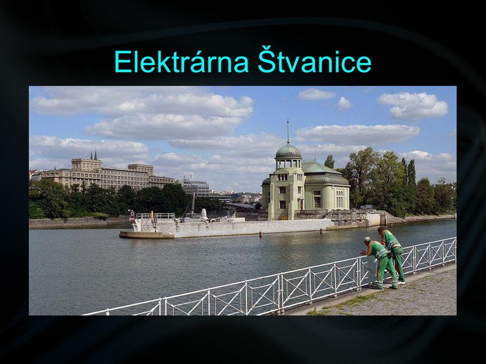 Elektrárna Štvanice