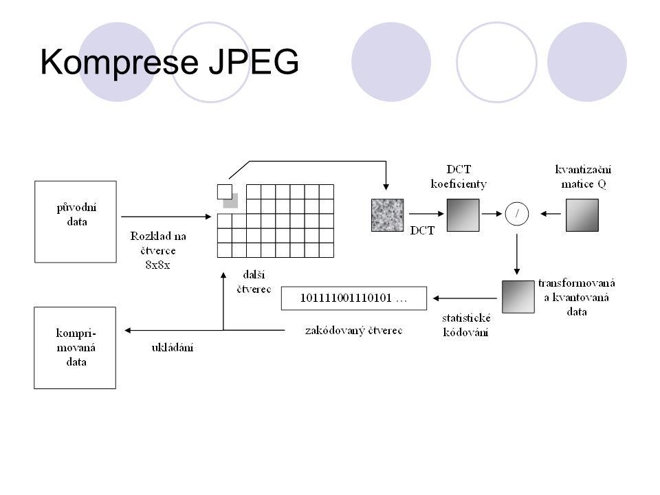 Komprese JPEG