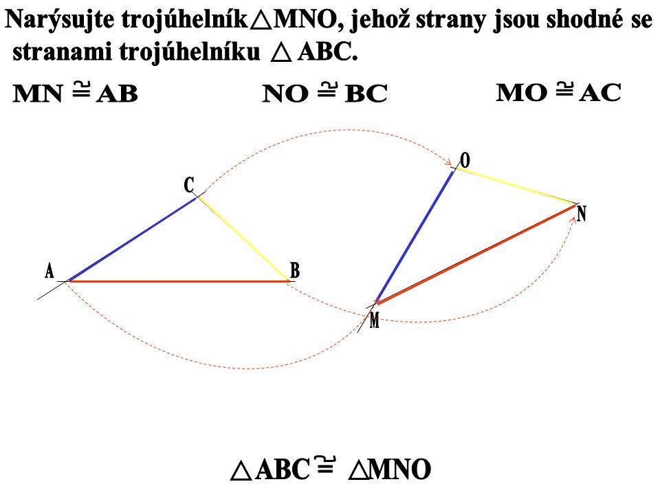 4. Shodné trojúhelníky