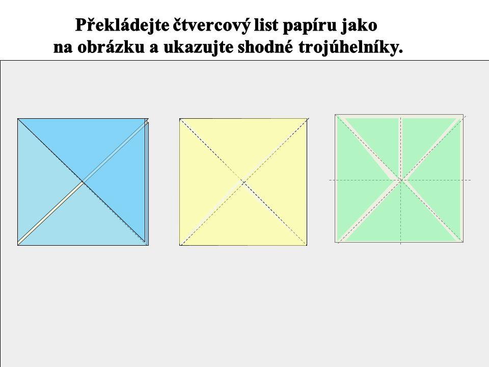 Překládání papíru