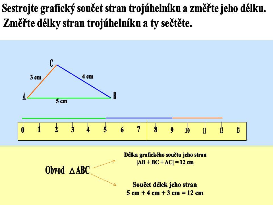 5. Obvod trojúhelníku