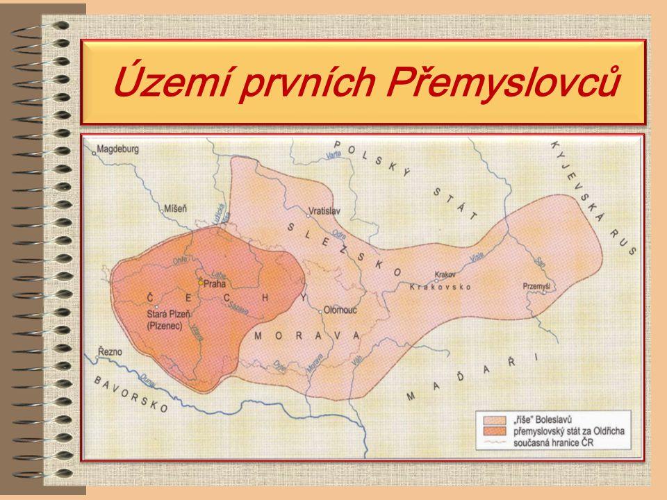 Přemyslovci  Nejsilnější rod v Čechách  Odstranili nejmocnějšího soupeře v Čechách – rod Slavníkovců.