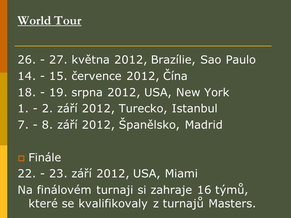 World Tour 26.- 27. května 2012, Brazílie, Sao Paulo 14.