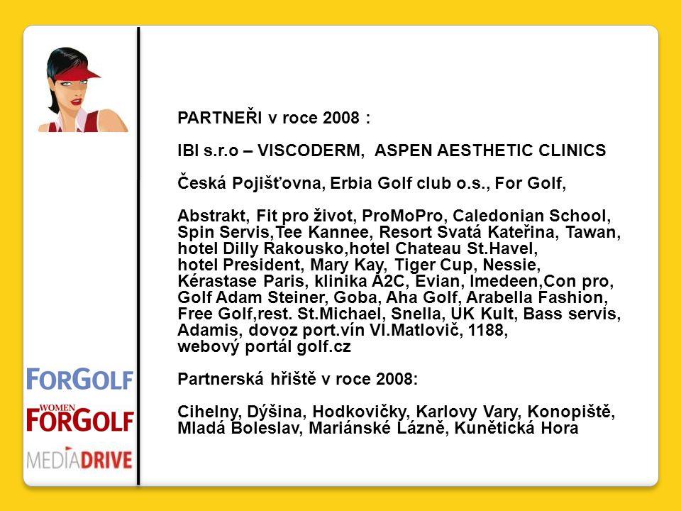 Historie Tour : V roce 2002 byla založena agentura Golf Lady, a do dnešního dne bylo touto agenturou uspořádáno : 96 turnajů na simulátorech v Erpet Golf centru Praha 96 turnajů na devět jamek v Golf Clubu Praha Motol 52 turnajů na devět jamek v Golf Clubu Praha Hodkovičky Těchto pražských turnajů se zúčastnilo celkem cca 400 hráček.