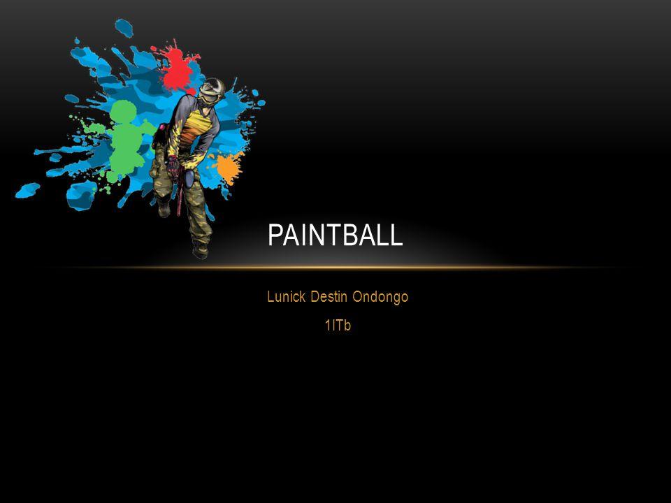 OBSAH O co jde Jaká jsou pravidla paintballu Co ke hře potřebujete Jak vypadá paintballové hřiště Důraz na bezpečnost Zajímavosti o Paintballu Zdroje