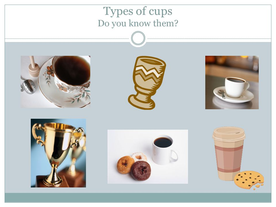 Types of cups Solution tea cup egg cupcoffee cup plastic (paper) cup mug cup (Cup)
