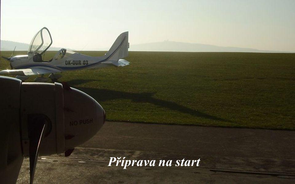 Od Černého jezera k Ostrému