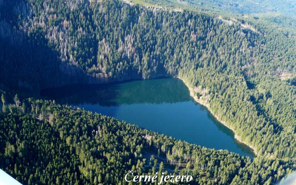 další je Černé jezero