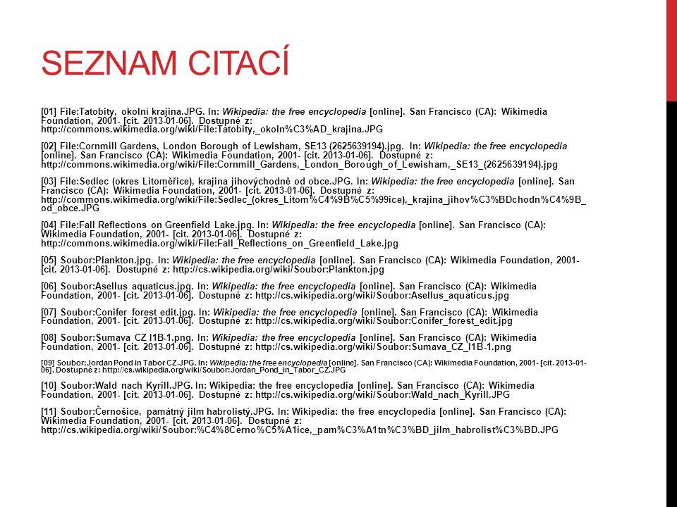 SEZNAM CITACÍ [01] File:Tatobity, okolní krajina.JPG.