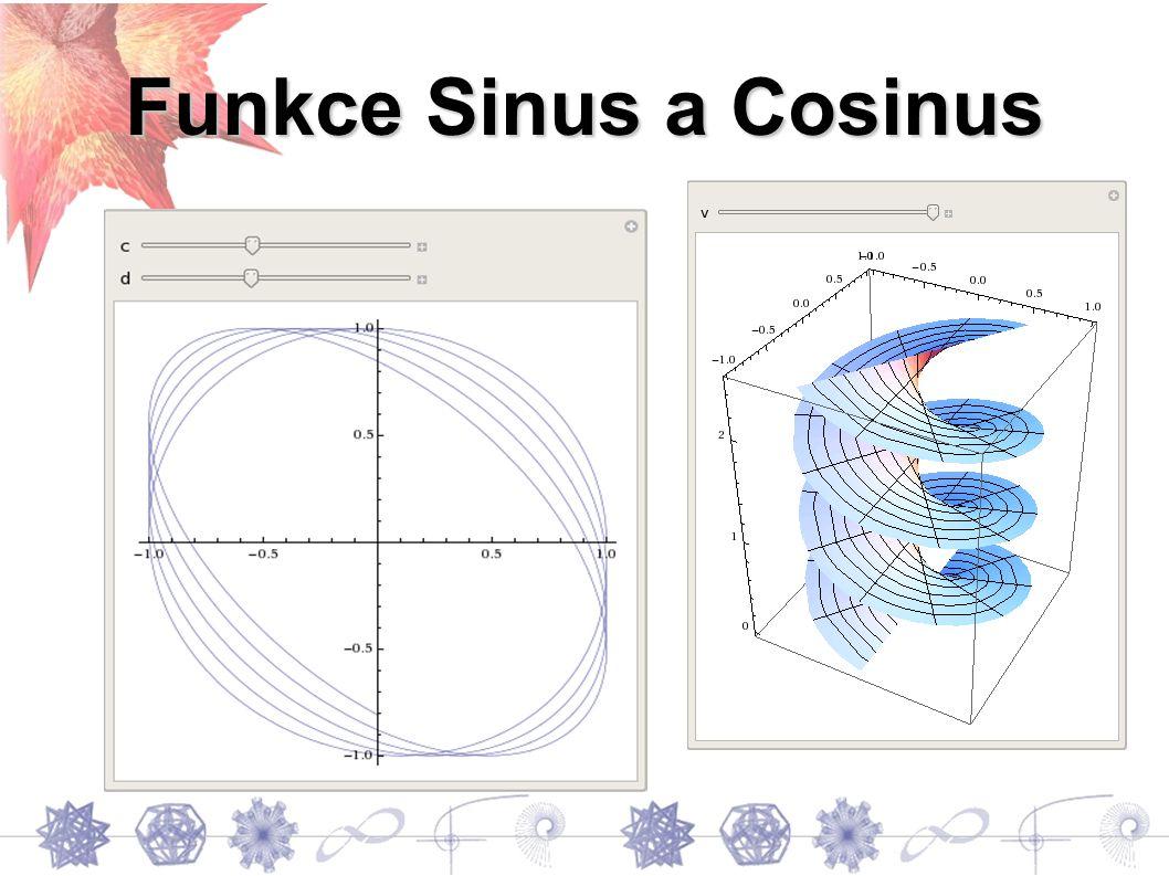 Funkce Sinus a Cosinus