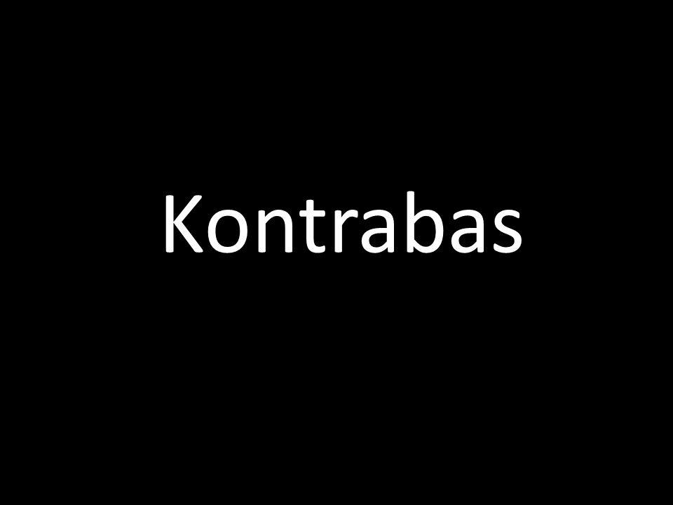 Kontrabas