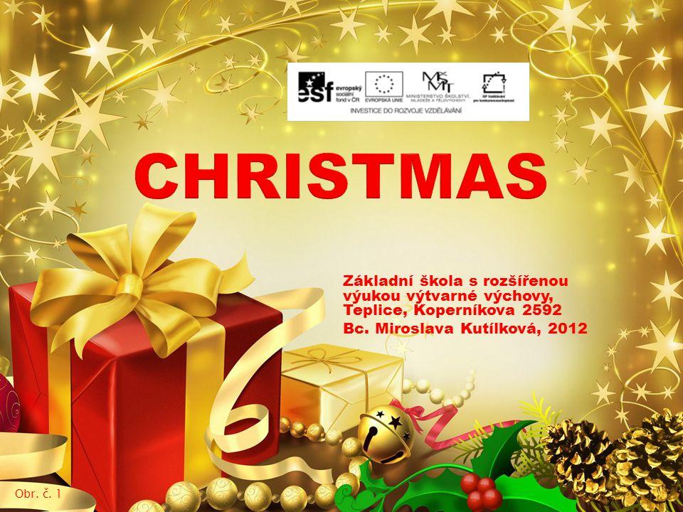 Czech Christmas Obr. č. 2a Obr. č. 2b Obr. č. 2c
