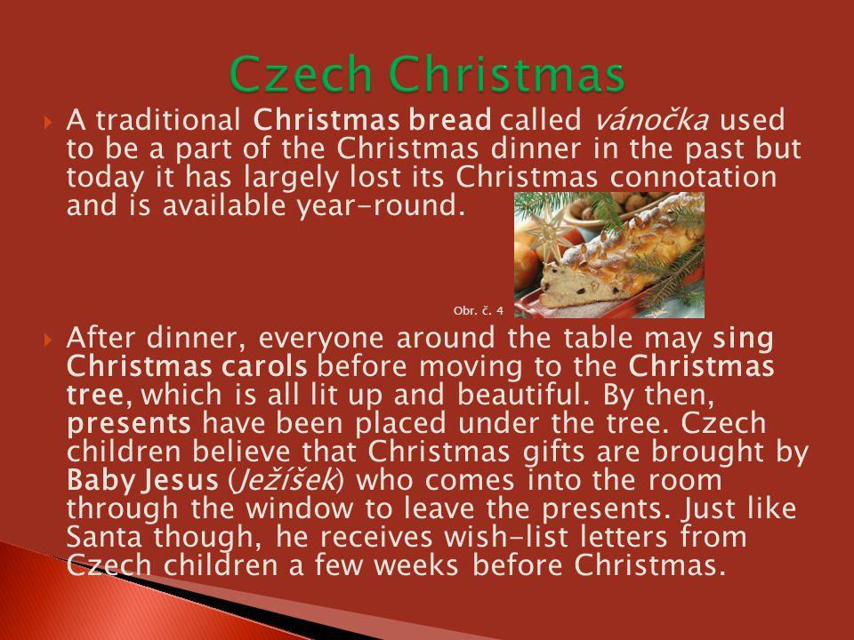 """snímky 1-3: úvodní, povinné informace snímky 4 – 8: české vánoční zvyky snímky 9 – 13: britské vánoční tradice snímky 14 – 16: americké vánoční zvyky snímky 4 – 16 souhrnně: výkladové, obsahují cizojazyčný text, vhodné využít k výkladu dialogickou formou, při překladu mohou žákům pomoci obrázky, případně odvozují význam z kontextu či s pomocí slovníků snímek 17: odkazy na vánoční píseň """"Jingle Bells lze využít k poslechu, zpěvu a následné práci se slovní zásobou písně snímek 18: metodické poznámky snímky 19 – 22: použité zdroje"""