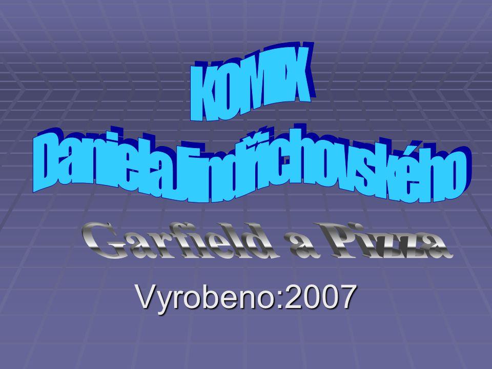 Vyrobeno:2007