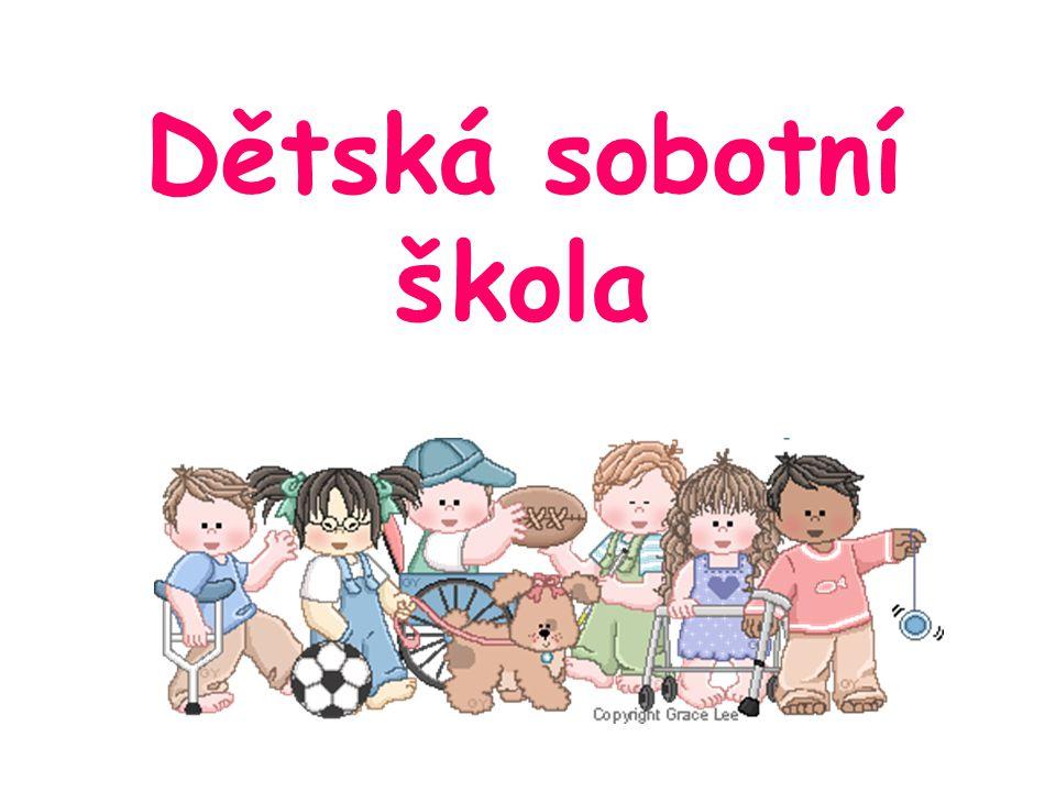 Dětská sobotní škola