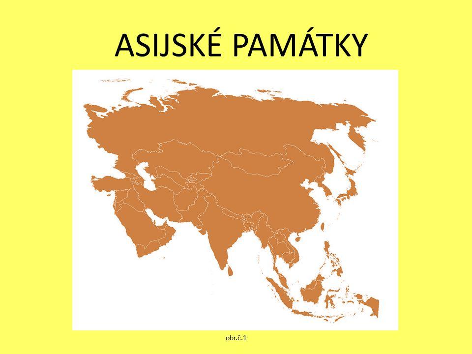 1 1 2 2 3 3 8 8 4 4 5 5 6 6 7 7 10 9 9 12 11 13 14 15 16 Pod jednotlivými okénky se skrývají asijské památky