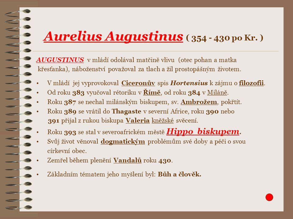 Svatý Augustýn