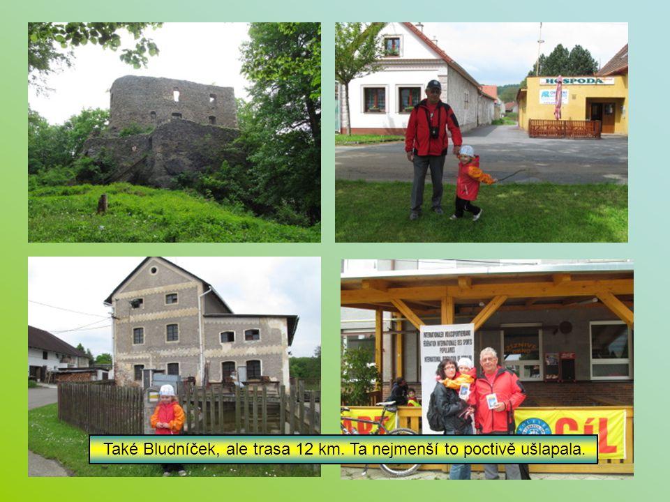 25.5. - Blovický Bludníček – trasa 25 km