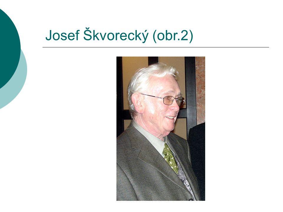 Josef Škvorecký (obr.2)