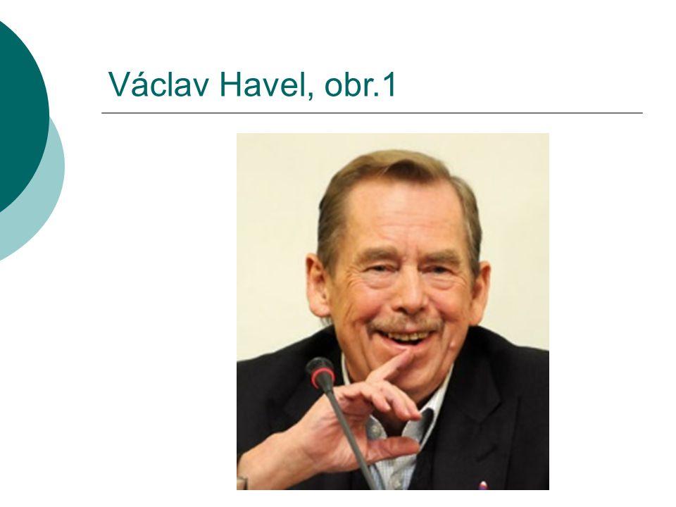 Václav Havel, obr.1
