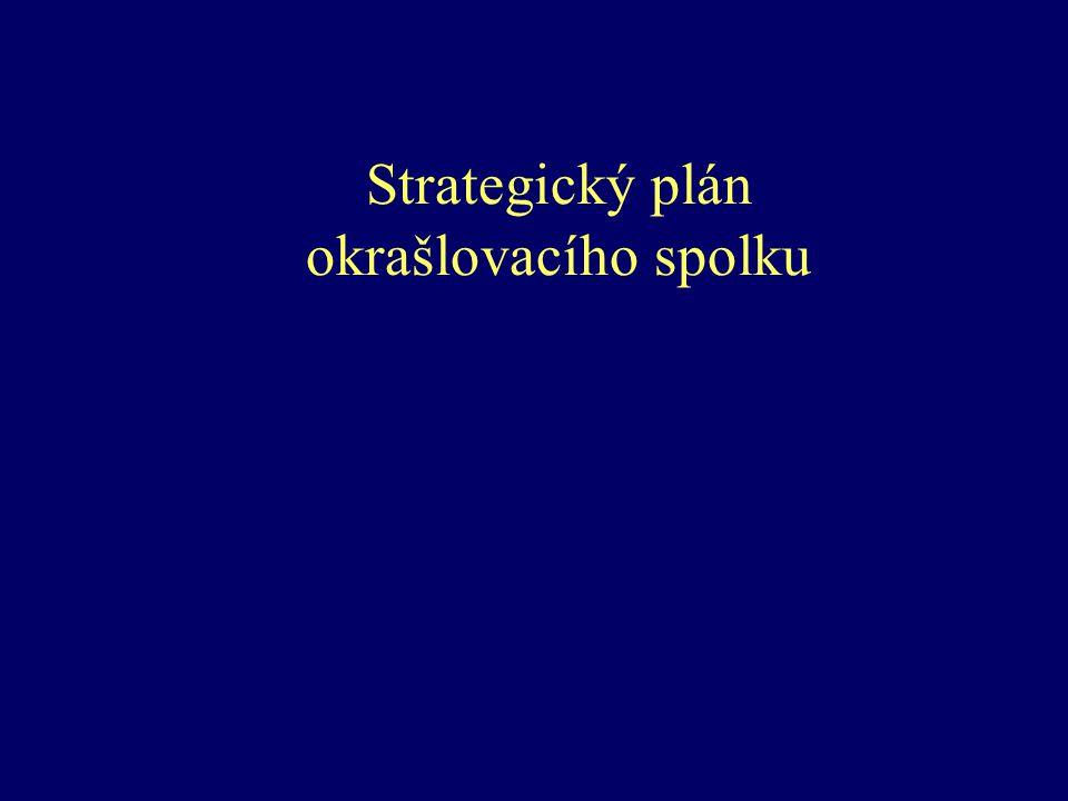 Strategický plán okrašlovacího spolku