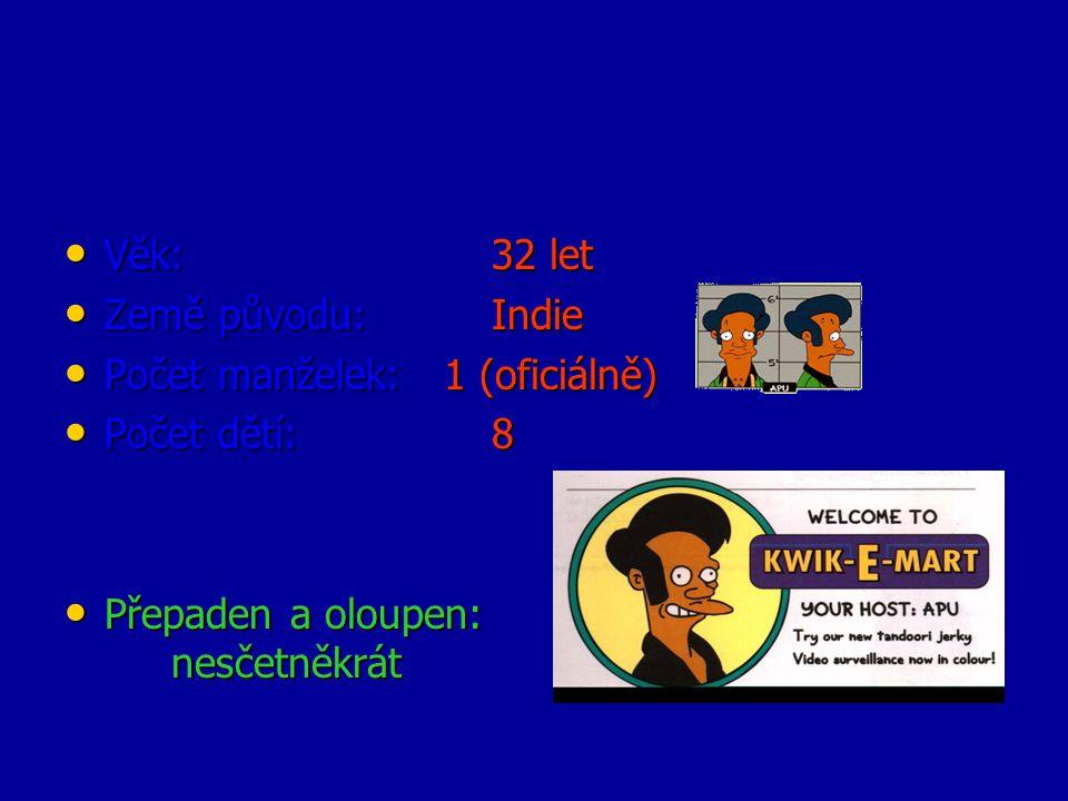 Věk:32 let Věk:32 let Země původu:Indie Země původu:Indie Počet manželek: 1 (oficiálně) Počet manželek: 1 (oficiálně) Počet dětí:8 Počet dětí:8 Přepad
