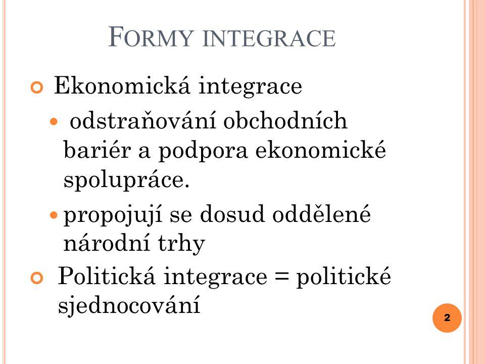 """NEJNOVĚJŠÍ VÝVOJ Smlouva o Ústavě pro Evropu (2004) Slučuje 3 existující smlouvy v jedinou Silné kvasi-státní prvky (prezident, vlajka, hymna …) EU jako jediný subjekt Odmítnutí ve 2 referendech Lisabonská smlouva LS (2007) Po vystřízlivění z neúspěchu """"Ústavy Účinná až od 1.12.2009 Ponechává strukturu 3 smluv (2+ 1) Tlumí některé progresivní prvky Ústavy (prezident…) ALE - Obsahově se přidržuje většiny změn, jež přinesla """"Ústava Ruší strukturu I., II."""