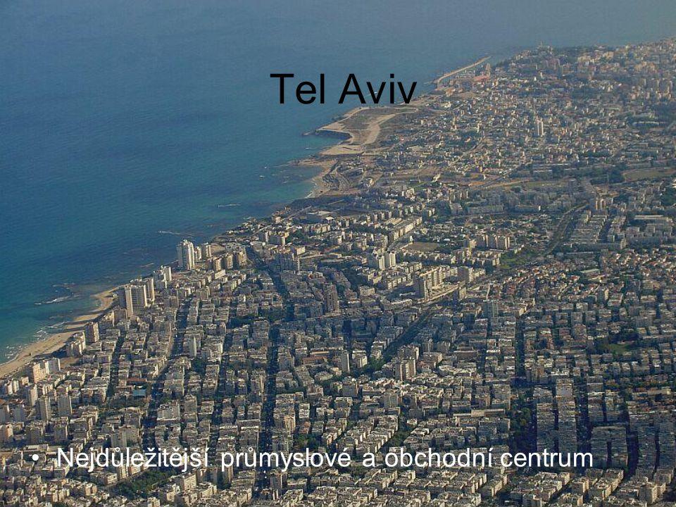Pohled na Jeruzalém Hlavní město Izraele