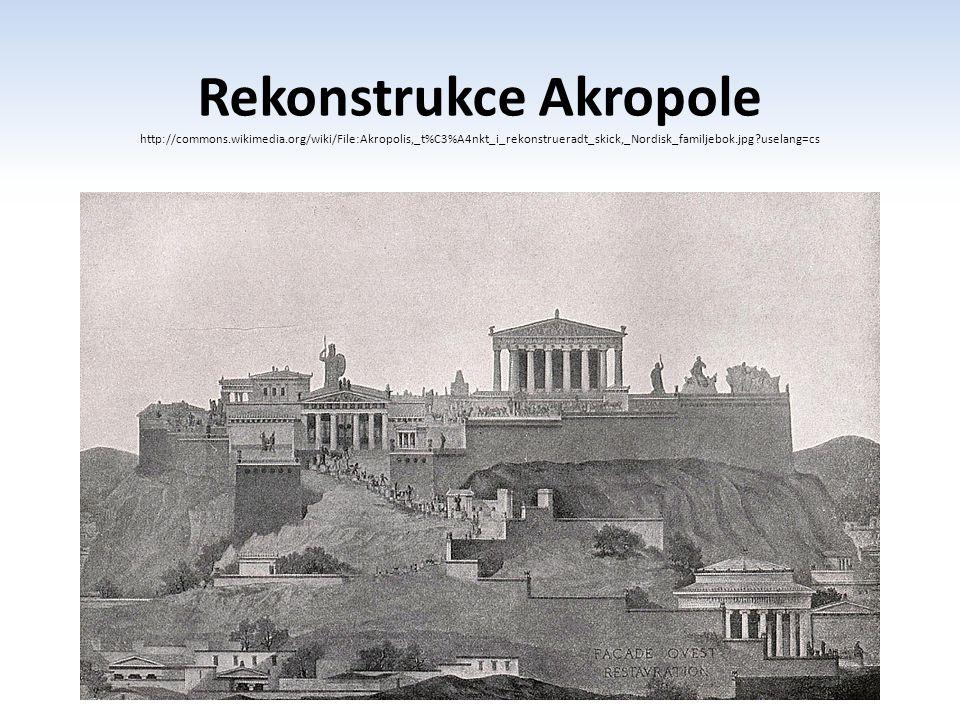 Parthenon (447– 432) http://commons.wikimedia.org/wiki/File:Partenon_Cartel_de_la_restauracion_%282007%29.jpg?uselang=cs
