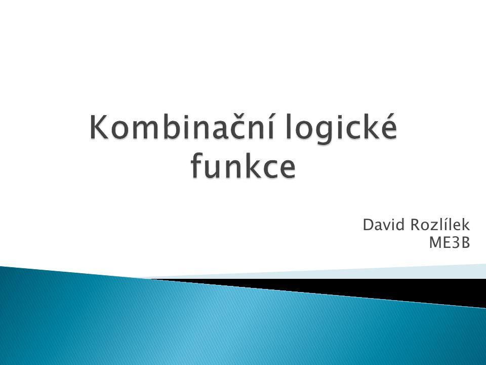 David Rozlílek ME3B