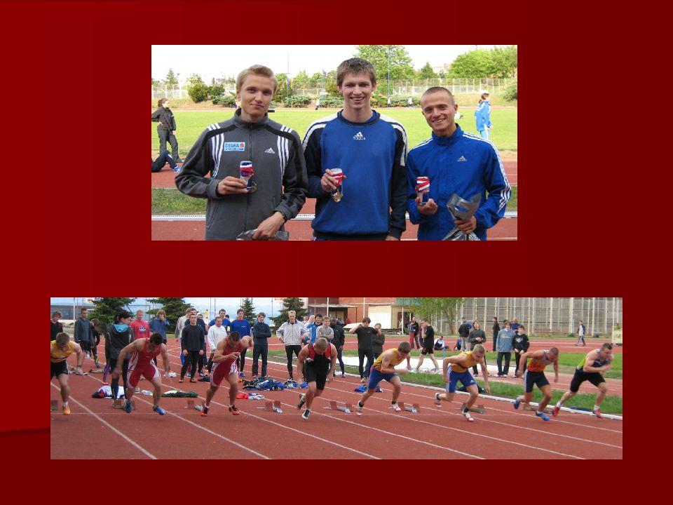 Součástí programu byl i vložený závod na 60 m mužů, ve kterém se představili naši nejlepší sprinteři, mezi kterými nechyběl Ondřej Benda, Vojtěch Šulc, Jan Stokláska, či úřadující Mistr Evropy v dvojbobu Roman Gomola.