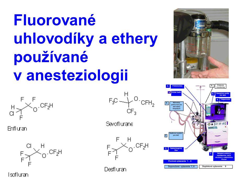 Rizikové noxy Dezinfekční a sanitární prostředky  Fenoly (kresol, chlorkresol, chloroxyfenol, chlorotymol, chlorfenylfenol)  Formaldehyd  Chlorační činidla (chloraminy, savo)  Jodové deriváty (jodopovidon)  Detergenty (ajatin, septonex)  Oxidační činidla (hypermangan, peroctová kyselina)
