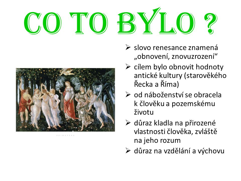 CO TO BYLO .