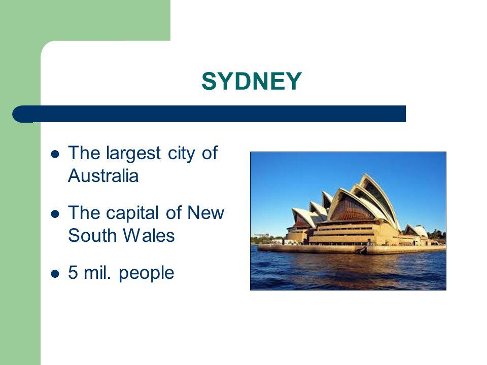 SYDNEY Opera House Harbour Bridge Bondi Beach Sydney Tower Olympic Games