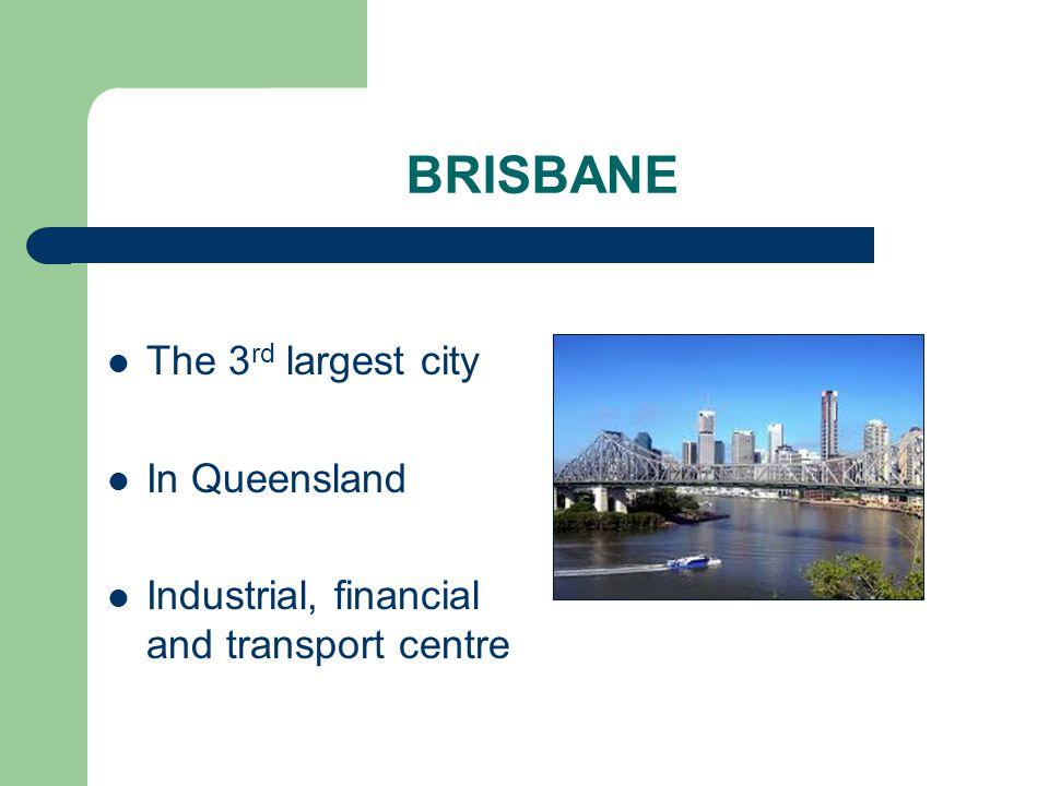 PERTH 4 th largest city Western Australia 2 mil. people