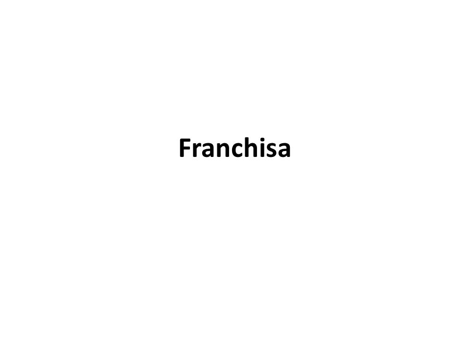 Franchisa