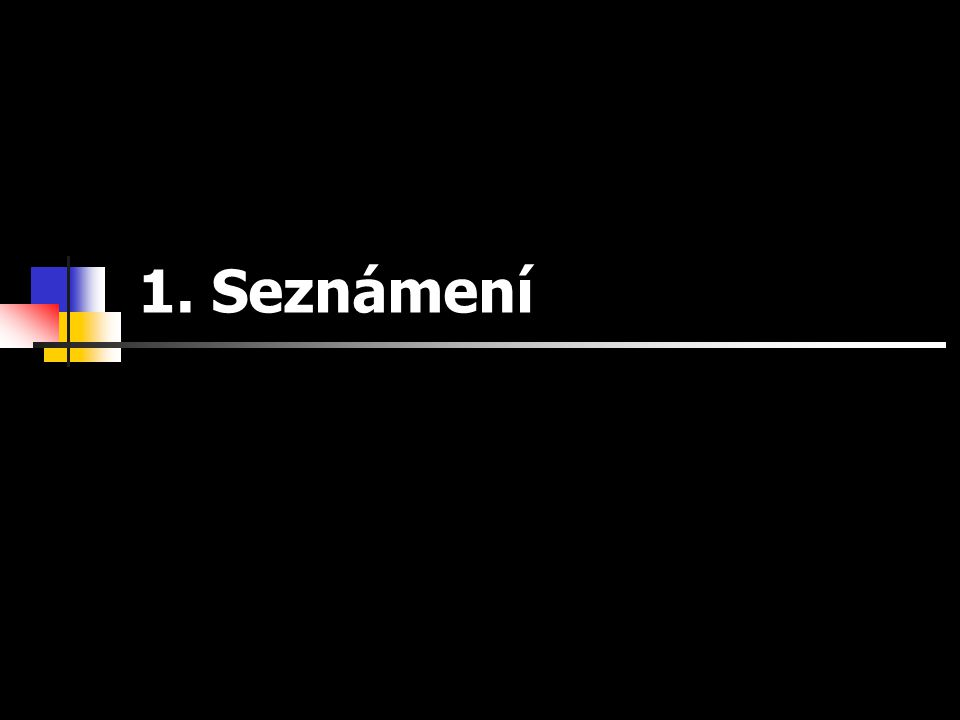 Kapitola 0: Úvod Microsoft PowerPoint © Jan Felger 2005 Obsah 1. Seznámenísnímek 3snímek 3 2. Vložitsnímek 27snímek 27 3. Formátsnímek 96snímek 96 4.